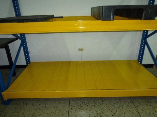 estanteria rack industrial / estantes, estante