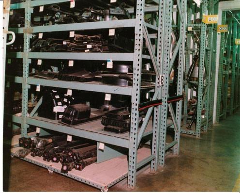 estanteria rack y estantes mini rack carga pesada y liviana