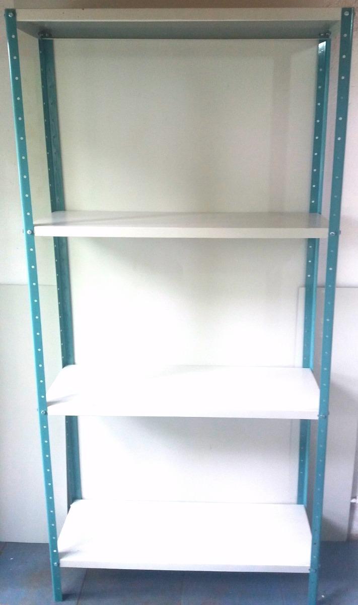 Estanterias Metálicas Bibliotecas Oferta Hasta! Agotarstock! - $ 880 ...