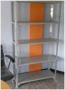 Estanterias metalicas muebles de oficina u s 90 00 en for Muebles de oficina jm romo