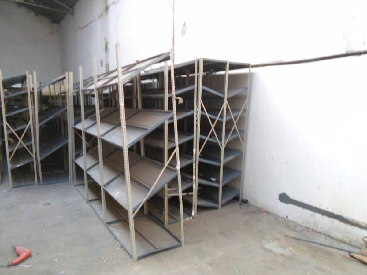 Vendo Estanterias Metalicas Usadas.Estanterias Metalicas Usadas 1 950 00 En Mercado Libre