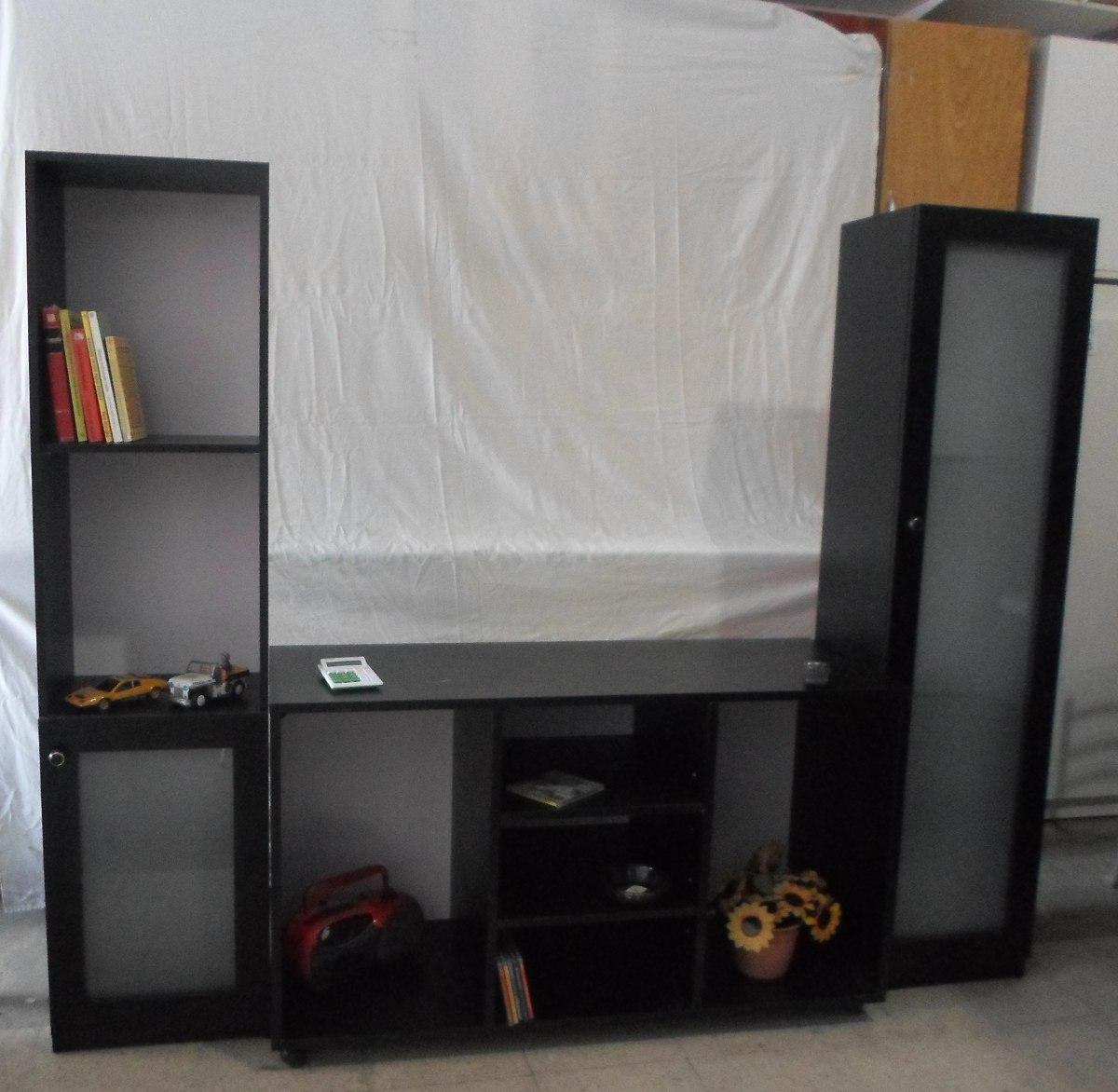 Estanterias Organizadores Repisas Mesa Y Rack Tv Audio 1 00 En  # Muebles Faciles Liniers