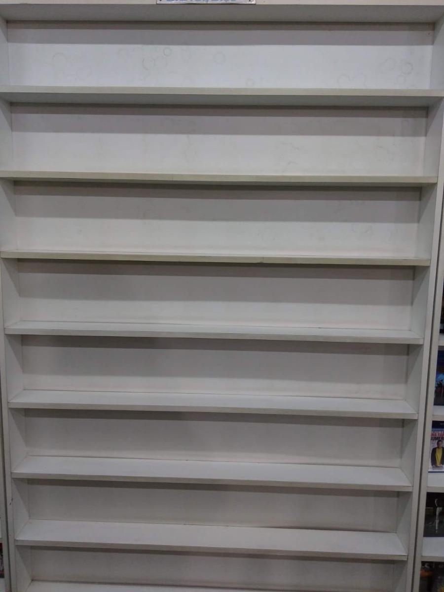 Estanterias Para Exhibir Libros Cds Dvds Y Otros 3 000 00