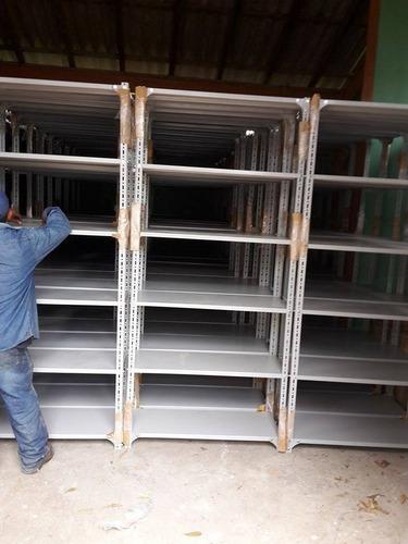 estanterias perchas  metalicas muebles de oficina