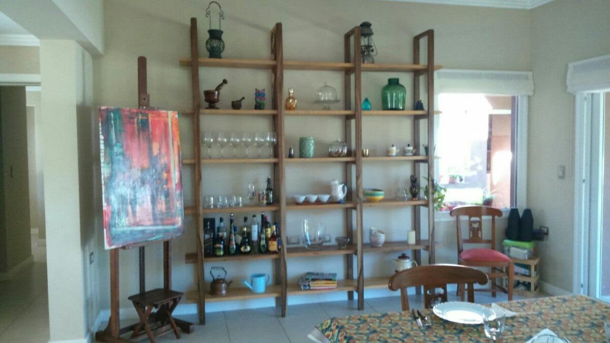 estanterias racks bibliotecas muebles para tv