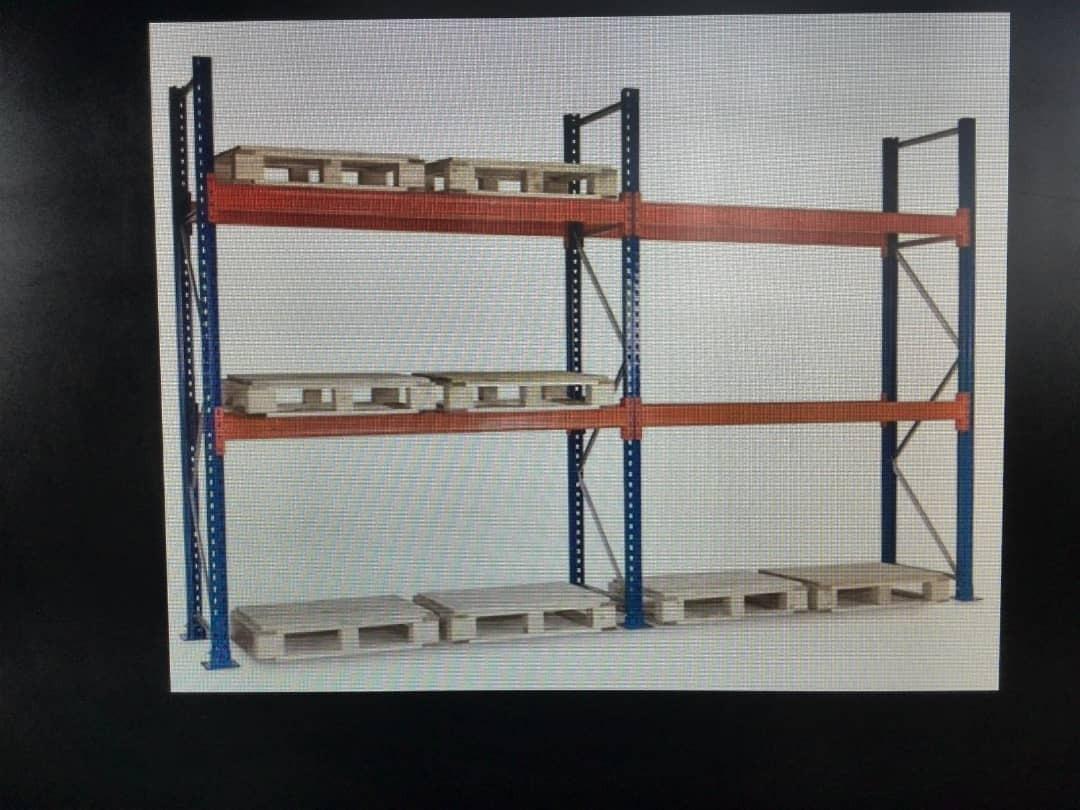 Racking Solutions capacidad de carga total 825kg + Env/ío gratis 3 niveles 922mm Al x 1212mm An x 457mm Pr Estanteria de cromo // Mini unidad de almacenamiento de acero