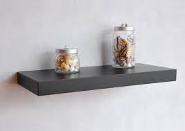 estantes flotantes con ménsula invisible 60x25x4.6 cm