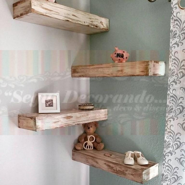 Estantes Flotantes Repisas Madera Rustico Vintage -   595 086d96631da7