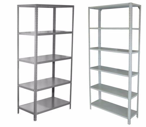 estantes metalicos y racks pesados y livianos.