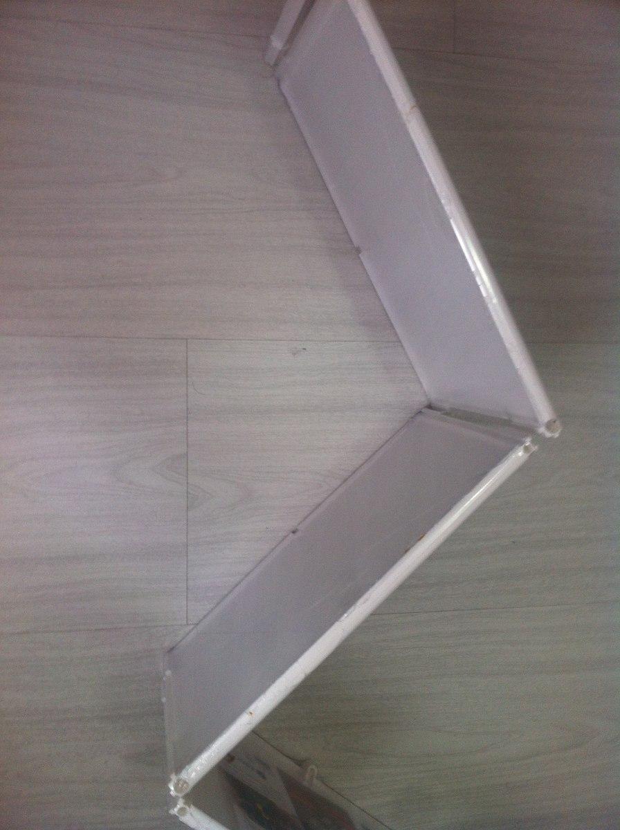 Estantes Nicho Prateleira Em Plástico  R$ 12,00 em Mercado Livre -> Nicho Banheiro Plastico