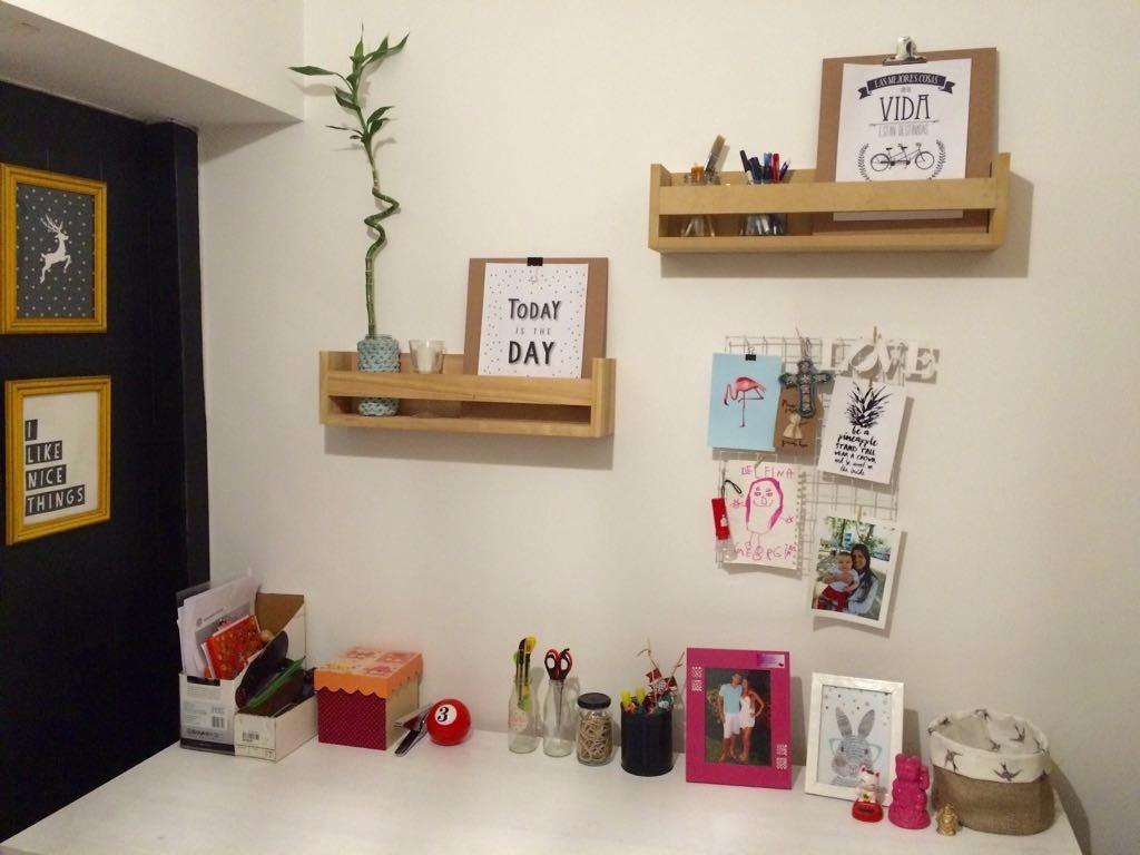 Estanterias de madera para libros fabulous decorar en - Estantes para libros ...