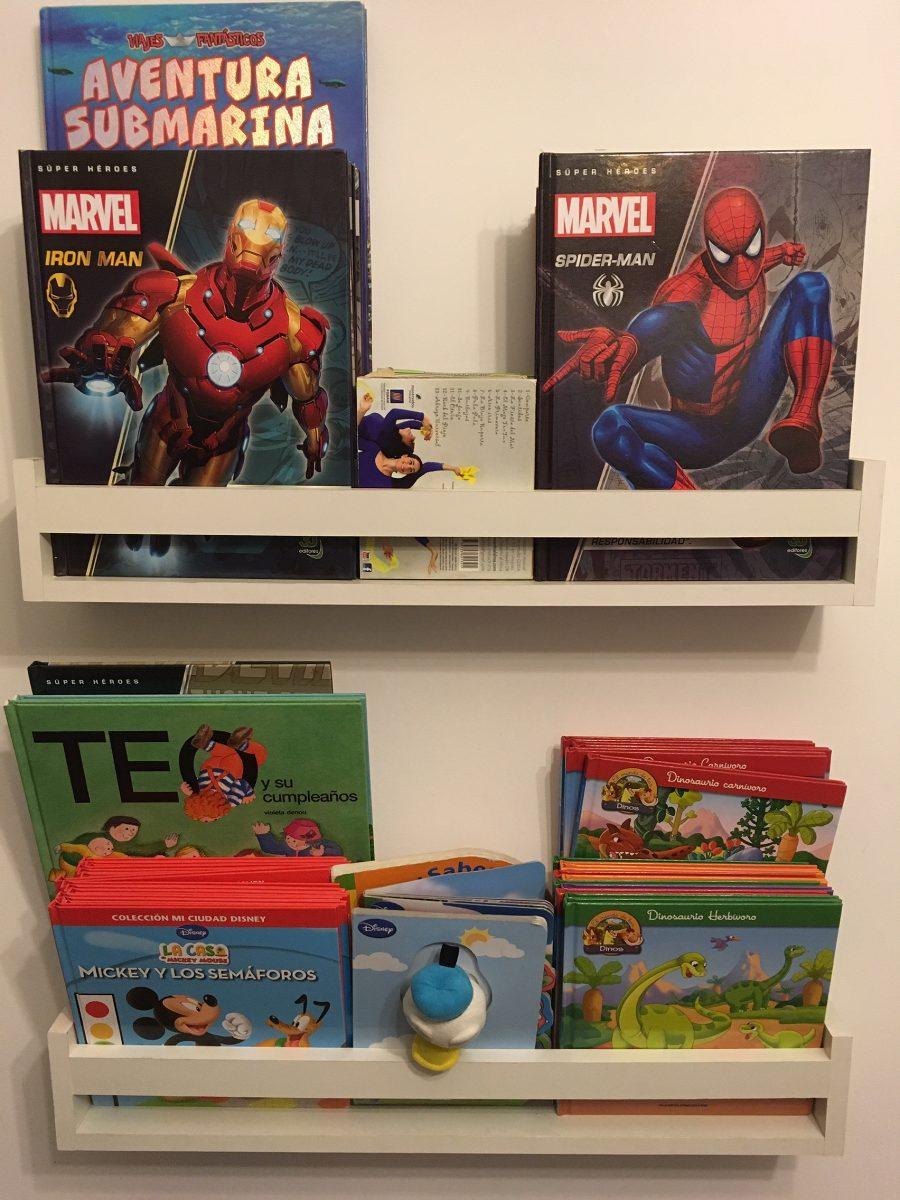 Estantes Para Libros Infantiles 499 00 En Mercado Libre ~ Estanterias Para Libros Infantiles