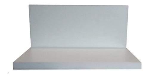 estantes repisas flotante blanco barato minimalista facil