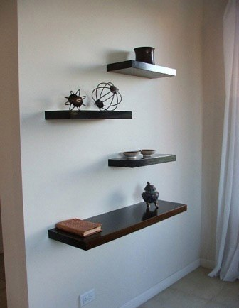 estantes repisas flotantes a medida mensinvisible incluidas - Estantes De Pared