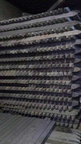 estantillos plásticos macizos, cercas ganaderas y eléctricas
