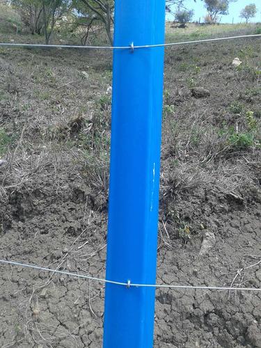estantillos plásticos para cercas ganaderas y electricas