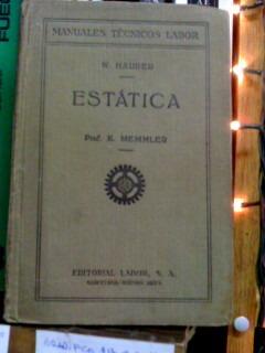 estática. w. hauber