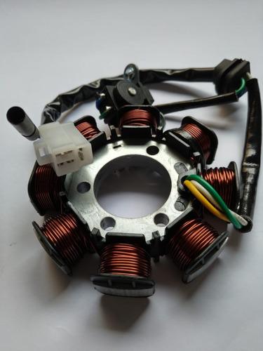estator do magneto honda cg/titan/150 sport-2008