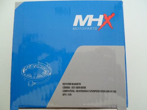 estator do magneto hunter max 125 speed 150 kansas 150 mhx