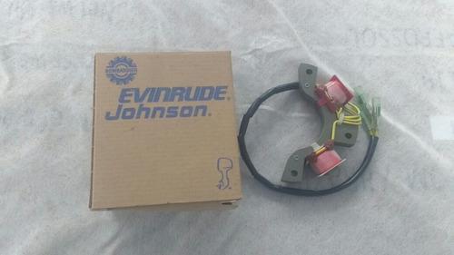 estator do motor johnson evinrude 20 30 hp original