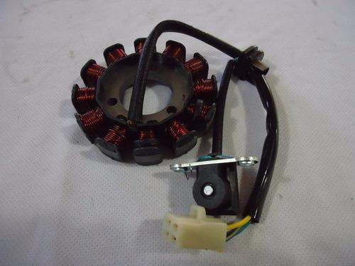 estator fan 125 2009 magnetron
