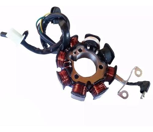 estator gerador bobinas do motor cbx 200 strada nx xr honda