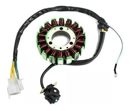 estator gerador bobinas do motor cbx 250 twister tornado