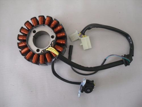 estator gerador c/ bobina de pulso motor honda cb 300 xre