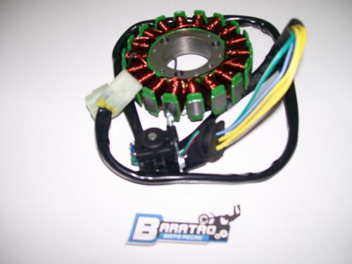 estator gerador d motor bobina honda cbx 250 twister tornado