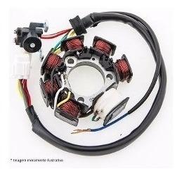 estator gerador do motor bobinas honda nxr bros 150 03/05