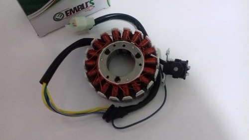estator magneto cbx 250 twister tornado c/  bobina de pulso