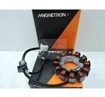 estator magnetron honda cg 125 titan 03/04 fan até 2008