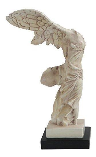 tengo hambre mercado labio  Estatua Alada De La Diosa Griega De Nike, 9.75 Pulgadas - $ 190.990 en  Mercado Libre