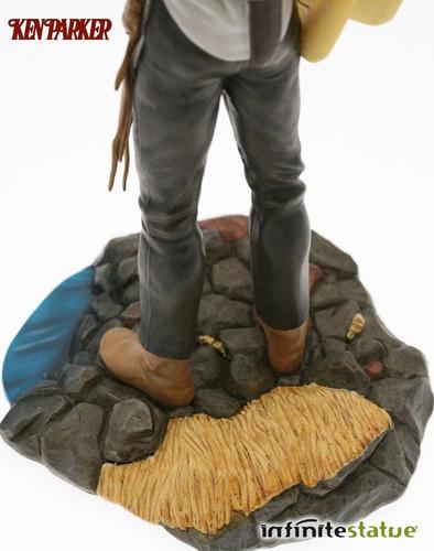 estatua ken parker infinite statue - bonellihq q20