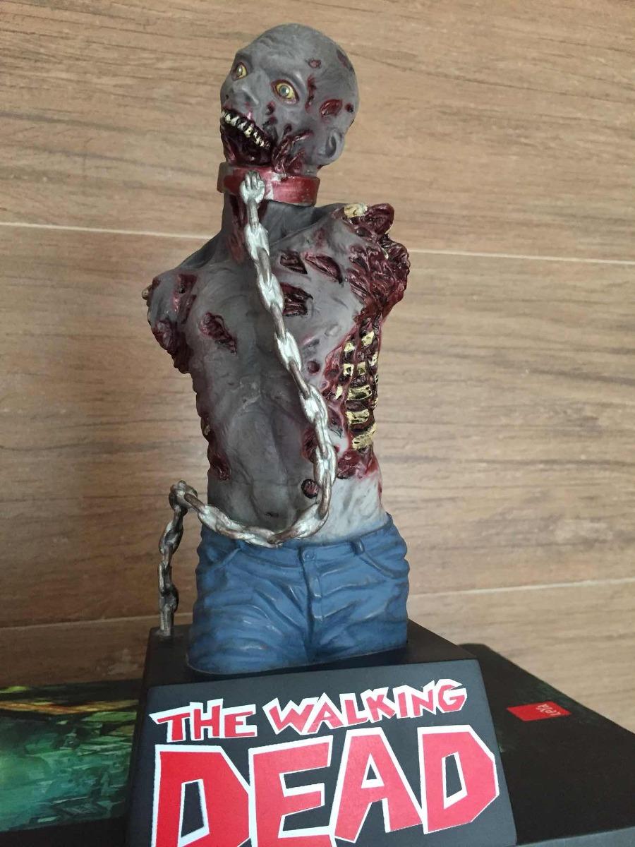 a2973f9c1f Estátua/cofre Zumbi The Walking Dead - R$ 50,00 em Mercado Livre