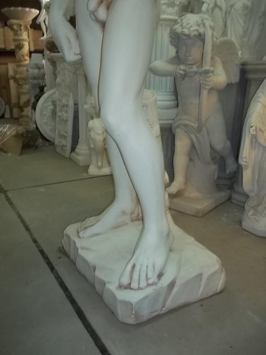 Estatuas El David De 170 M En Cemento Jardin Parques - Estatuas-de-jardin