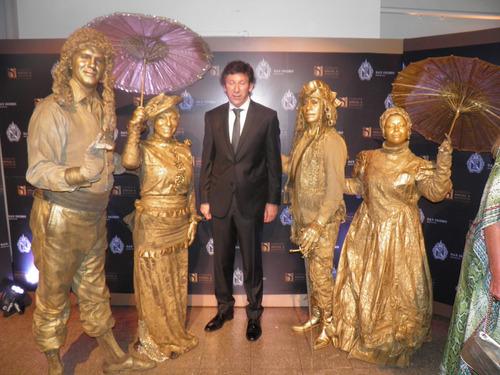 estatuas vivientes - show de tango, magia, humor y otros
