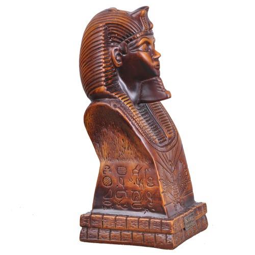 estatueta de tutankamon - grande - feita no egito