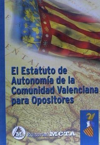 estatuto de autonomía de la comunidad valenciana para oposit