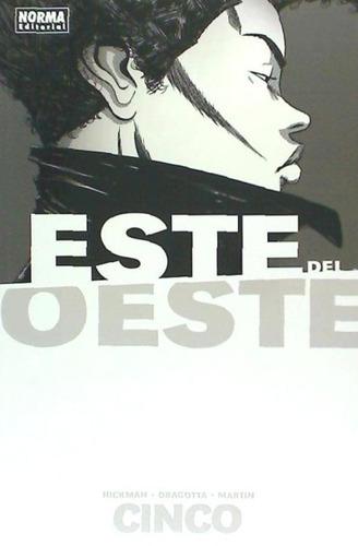 este del oeste 5(libro )