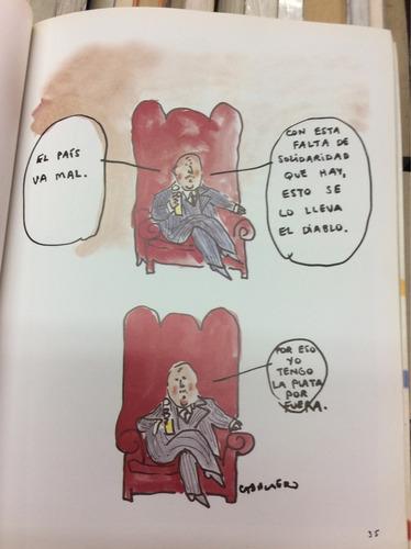 este país - antonio caballero - el ancora editores - cómic