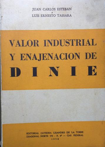 esteban, juan carlos; tassara, luis ernesto - valor industri