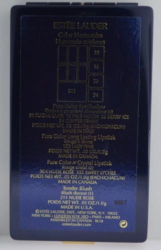 estee lauder paletta edición limitada  129-b