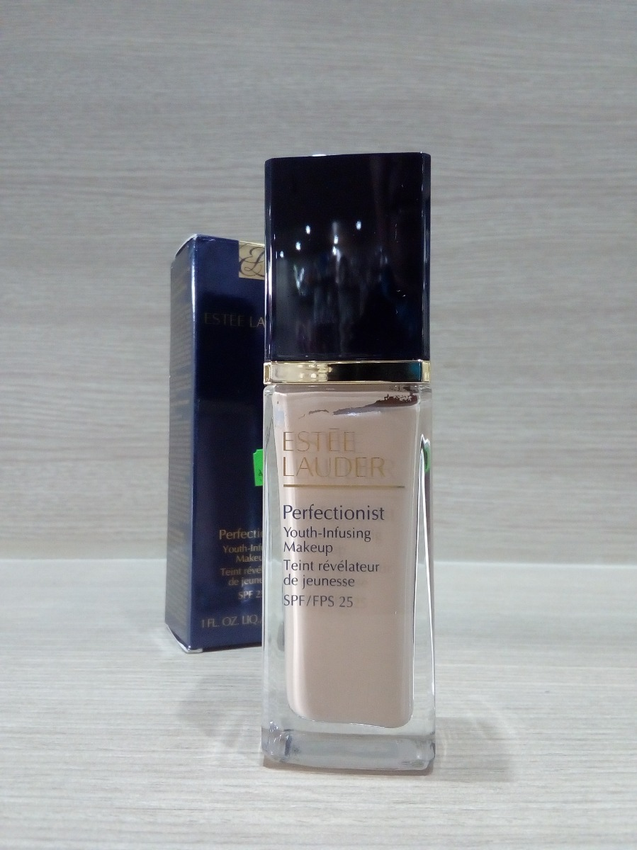 Estee Lauder Perfectionist Youth Infusing Serum Makeup Spf25