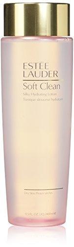 estee lauder soft clean loción hidratante sedosa 400ml  135o