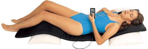 esteira de massagem solar relaxante para o corpo