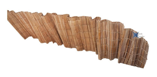 esteira de palha 2,00m tapete pergolado painel 5und