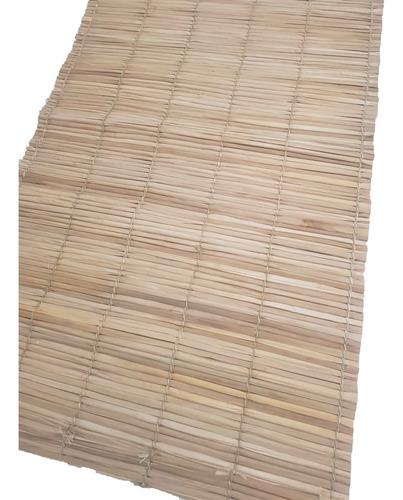 esteira de palha 2,50m tapete pergolado painel 3 und
