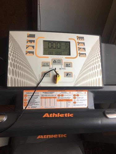 esteira elétrica advanced 520 ee