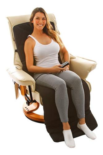 esteira massagem 5 motores relaxmedic 3 intensidades em3101